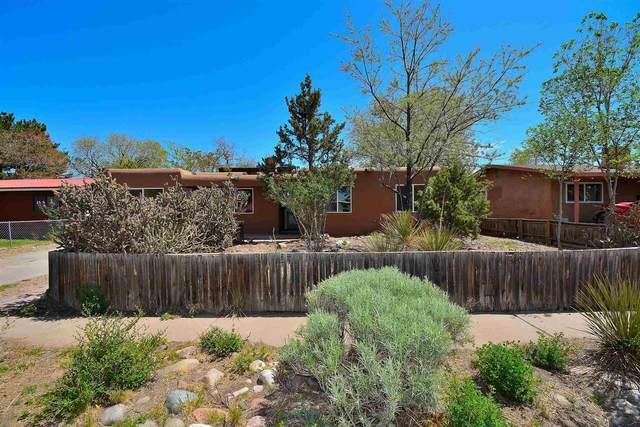1707 Callejon Zenaida, Santa Fe, NM 87501 (MLS #202101931) :: Summit Group Real Estate Professionals