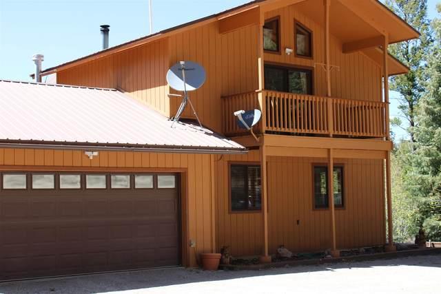 1571 Los Griegos, Jemez Springs, NM 87025 (MLS #202101941) :: Summit Group Real Estate Professionals