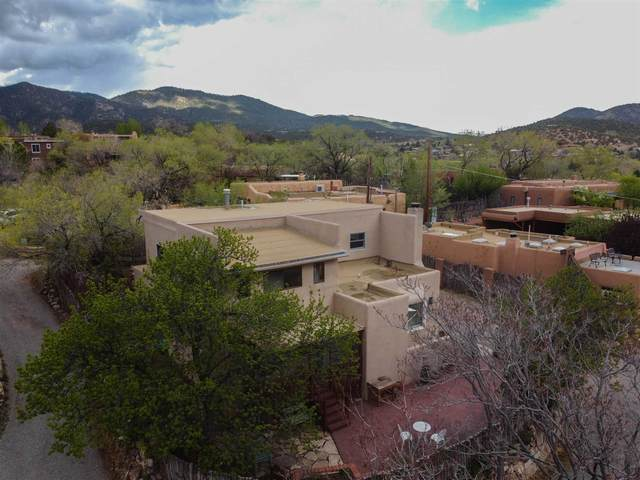 224 Montoya Circle 1 C, Santa Fe, NM 87501 (MLS #202101942) :: Stephanie Hamilton Real Estate