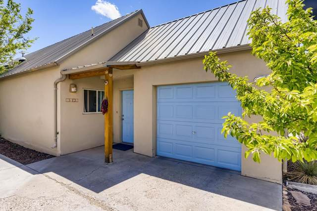 4655 Punta Sonrisa, Santa Fe, NM 87507 (MLS #202101945) :: Stephanie Hamilton Real Estate