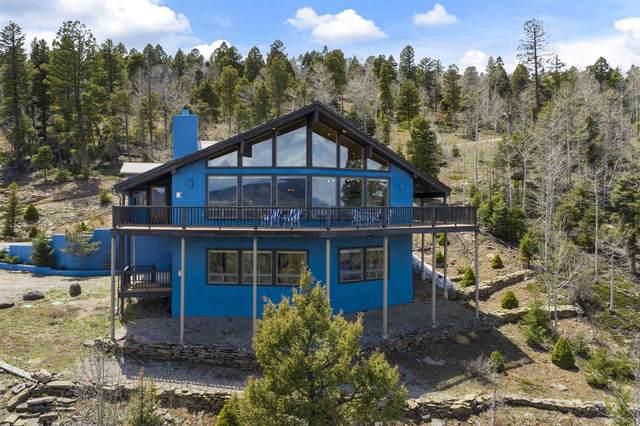 95 Zia Road, Angel Fire, NM 87710 (MLS #202101950) :: Stephanie Hamilton Real Estate