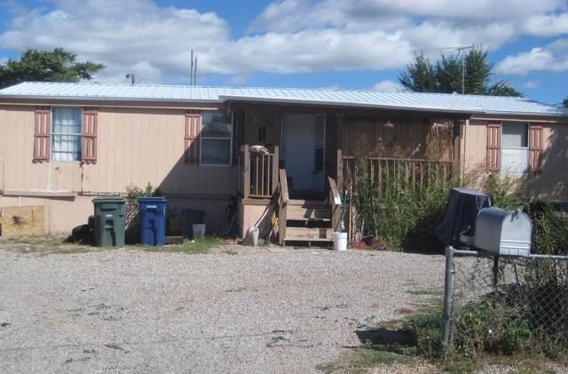 815 S Calle Anaya, Santa Fe, NM 87505 (MLS #202101953) :: Summit Group Real Estate Professionals
