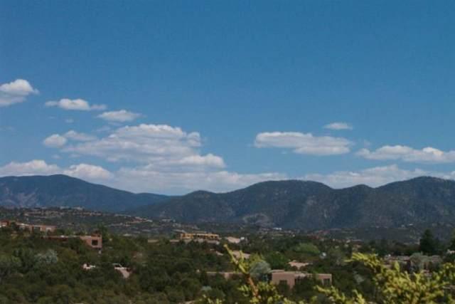 Lot 7 Calle Vistoso, Santa Fe, NM 87501 (MLS #202101955) :: Summit Group Real Estate Professionals