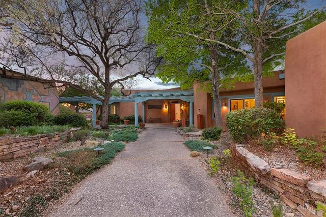 158 Headquarters Trail, Santa Fe, NM 87506 (MLS #202101957) :: Summit Group Real Estate Professionals