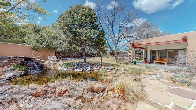 123 La Senda Road, Los Alamos, NM 87544 (MLS #202101972) :: Summit Group Real Estate Professionals