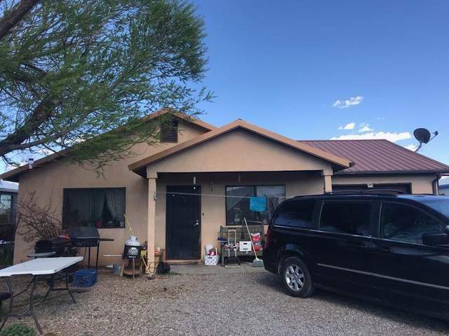 2510 Calle Eldorado, Las Vegas, NM 87701 (MLS #202101984) :: Neil Lyon Group | Sotheby's International Realty