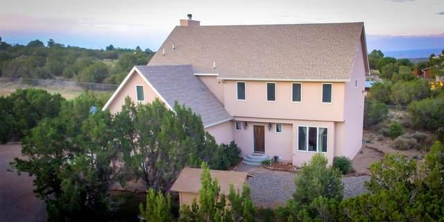 416 Estante Way, Los Alamos, NM 87547 (MLS #202101988) :: Summit Group Real Estate Professionals