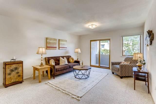 601 W San Mateo Unit 133 Building 12, Santa Fe, NM 87505 (MLS #202101993) :: Berkshire Hathaway HomeServices Santa Fe Real Estate