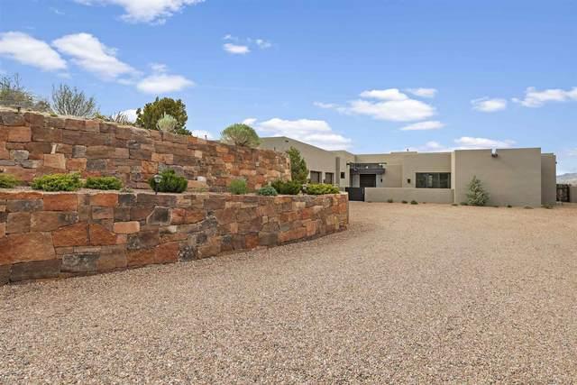 2925 Aspen View, Santa Fe, NM 87506 (MLS #202102001) :: Berkshire Hathaway HomeServices Santa Fe Real Estate