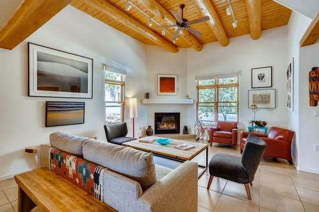 7 Vista Precioso, Santa Fe, NM 87507 (MLS #202102016) :: Summit Group Real Estate Professionals
