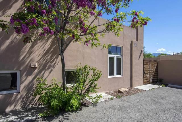 621 W Alameda St A, Santa Fe, NM 87501 (MLS #202102080) :: Berkshire Hathaway HomeServices Santa Fe Real Estate
