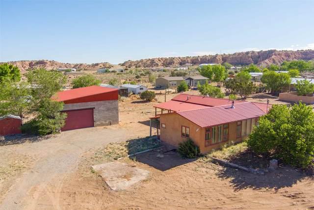 15 Tango, Santa Fe, NM 87506 (MLS #202102083) :: Summit Group Real Estate Professionals
