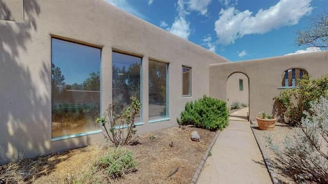 14 Verano Loop, Santa Fe, NM 87508 (MLS #202102096) :: The Very Best of Santa Fe
