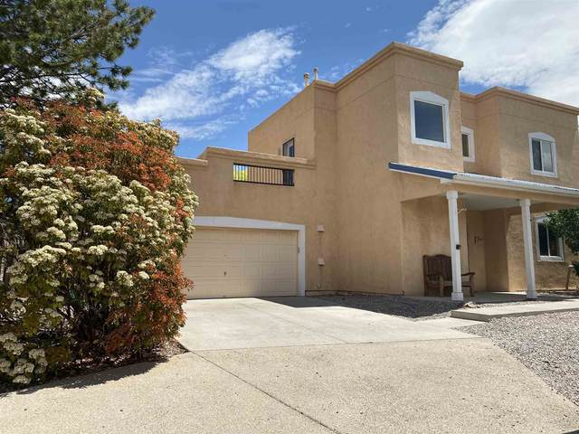 6932 Golden Mesa, Santa Fe, NM 87507 (MLS #202102120) :: Berkshire Hathaway HomeServices Santa Fe Real Estate