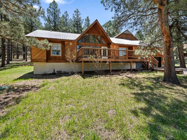 23 Vail Avenue, Angel Fire, NM 87710 (MLS #202102131) :: The Very Best of Santa Fe
