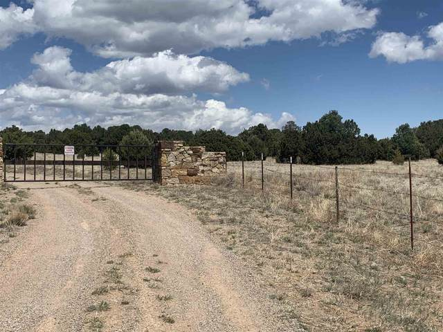 Tract A-3/124H Highway 34, Rowe, NM 87552 (MLS #202102139) :: Berkshire Hathaway HomeServices Santa Fe Real Estate