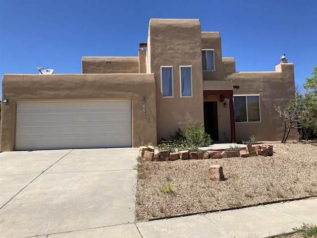1915 Morris Pl, Santa Fe, NM 87505 (MLS #202102153) :: Summit Group Real Estate Professionals