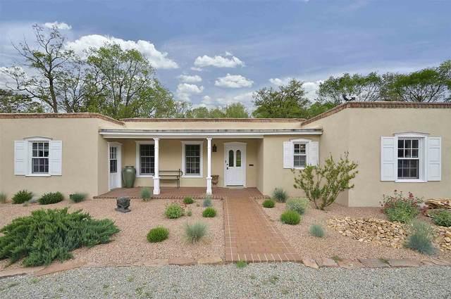 523 E Alameda St, Santa Fe, NM 87501 (MLS #202102159) :: Summit Group Real Estate Professionals