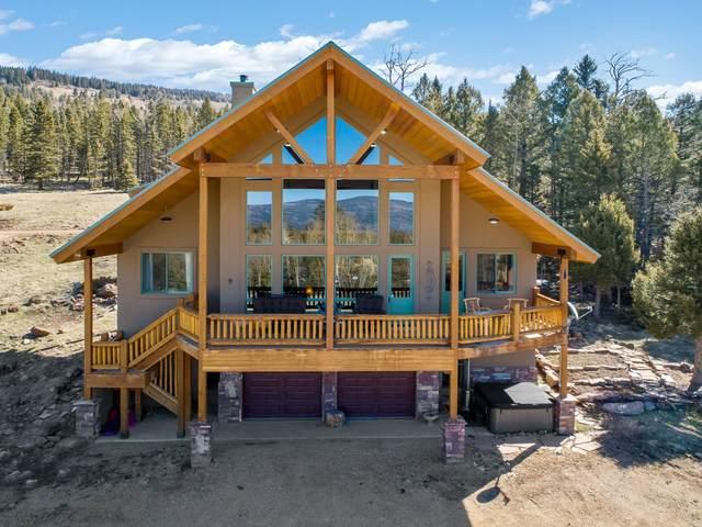 28 Vista Del Sur, Angel Fire, NM 87710 (MLS #202102206) :: The Very Best of Santa Fe
