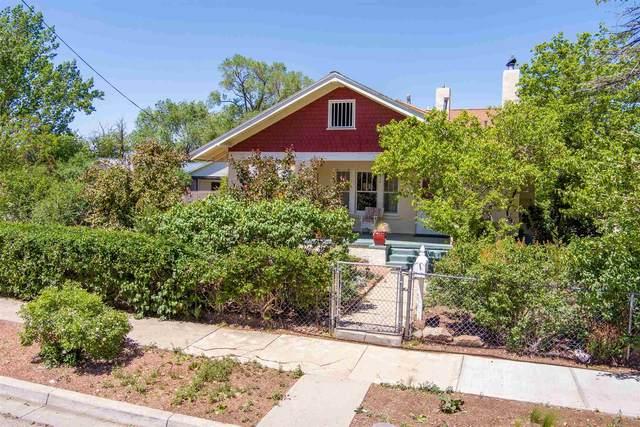804 Don Gaspar, Santa Fe, NM 87505 (MLS #202102210) :: Summit Group Real Estate Professionals