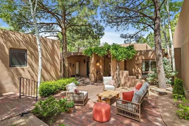 1212 La Rambla, Santa Fe, NM 87505 (MLS #202102212) :: Neil Lyon Group | Sotheby's International Realty
