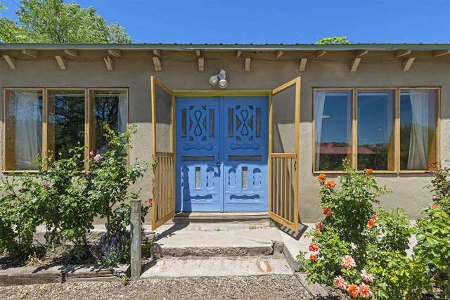 734 State Road 76, Chimayo, NM 87522 (MLS #202102246) :: Summit Group Real Estate Professionals