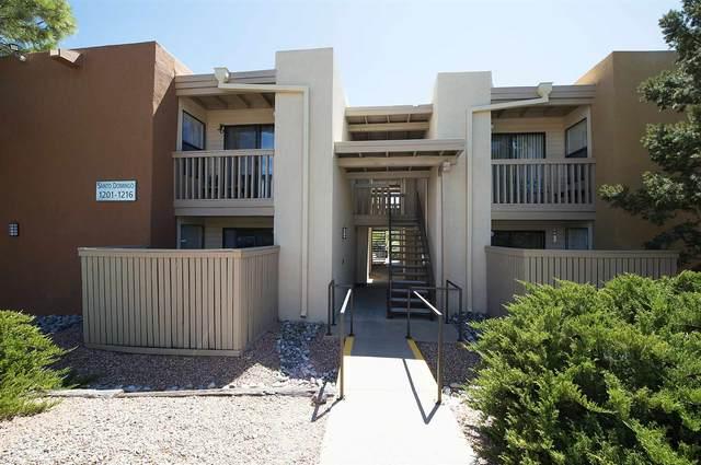 941 Calle Mejia #1208, Santa Fe, NM 87501 (MLS #202102260) :: Summit Group Real Estate Professionals