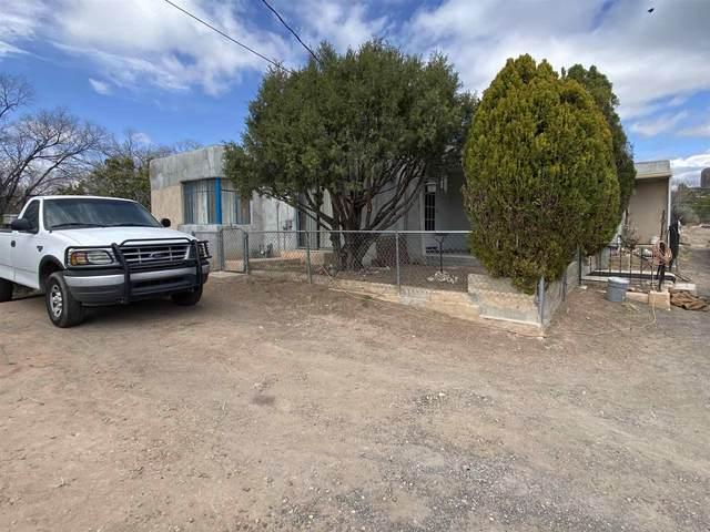212 Lorenzo Lane, Santa Fe, NM 87501 (MLS #202102265) :: Neil Lyon Group | Sotheby's International Realty