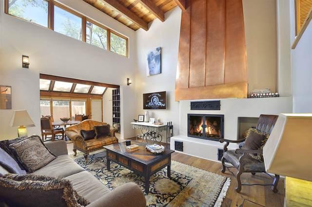 707 E Palace Ave Unit 3, Santa Fe, NM 87501 (MLS #202102266) :: Summit Group Real Estate Professionals