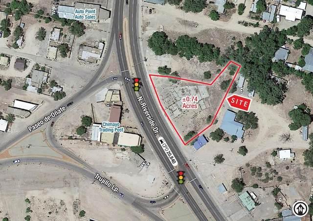 134 N Riverside Dr., Espanola, NM 87532 (MLS #202102275) :: The Very Best of Santa Fe
