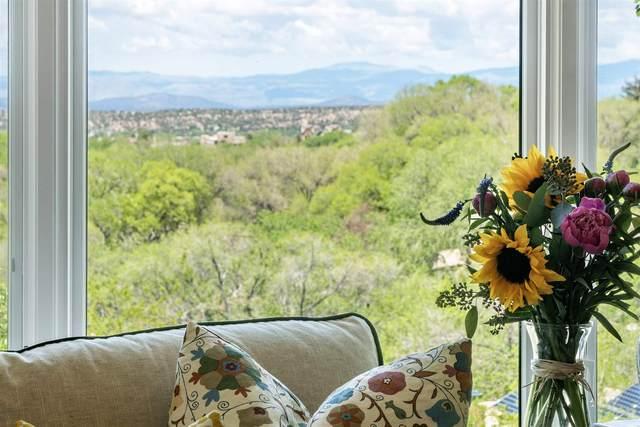 1A Montoya Circle, Santa Fe, NM 87501 (MLS #202102278) :: Berkshire Hathaway HomeServices Santa Fe Real Estate
