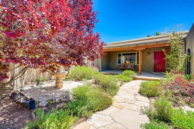 1563 Luisa St, Santa Fe, NM 87501 (MLS #202102279) :: Summit Group Real Estate Professionals