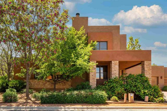1611 Villa Strada, Santa Fe, NM 87506 (MLS #202102284) :: Neil Lyon Group | Sotheby's International Realty