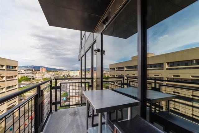 220 NW Copper Avenue Unit 650, Albuquerque, NM 87102 (MLS #202102300) :: Neil Lyon Group | Sotheby's International Realty
