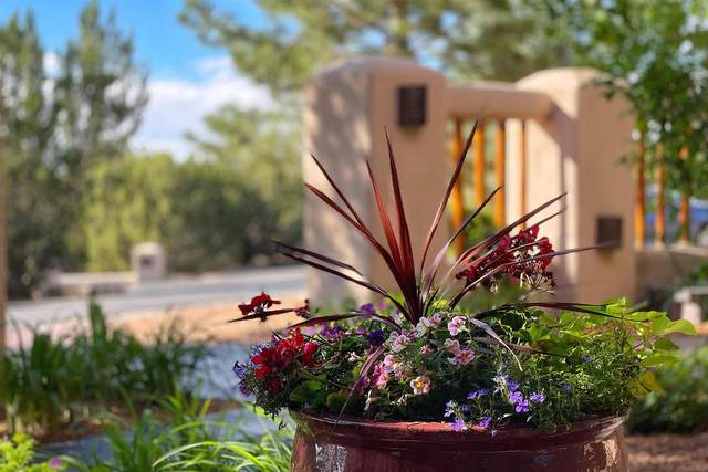 16 Zorrito, Santa Fe, NM 87508 (MLS #202102314) :: Summit Group Real Estate Professionals