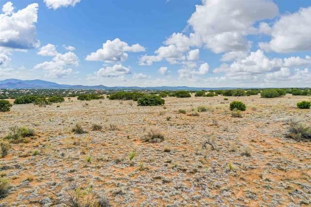 41 Camino Rosa Linda, Lamy, NM 87540 (MLS #202102342) :: Berkshire Hathaway HomeServices Santa Fe Real Estate