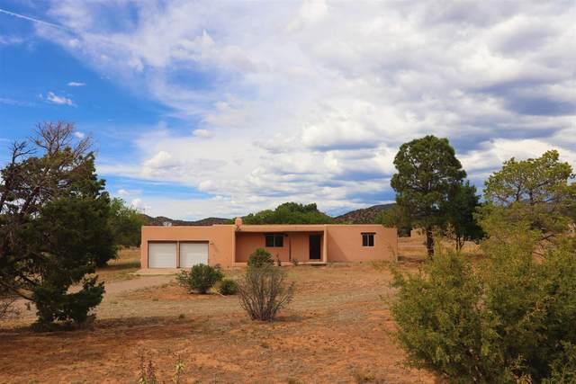 4 Torneo Road, Santa Fe, NM 87508 (MLS #202102350) :: The Very Best of Santa Fe