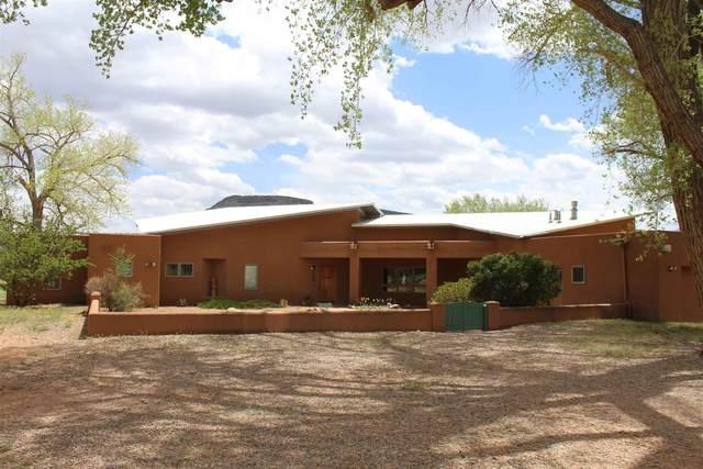 405 County Road 155, Abiquiu, NM 87510 (MLS #202102354) :: The Very Best of Santa Fe
