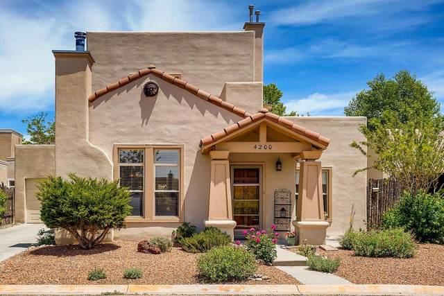 4200 Cactus Flower, Santa Fe, NM 87507 (MLS #202102355) :: Berkshire Hathaway HomeServices Santa Fe Real Estate
