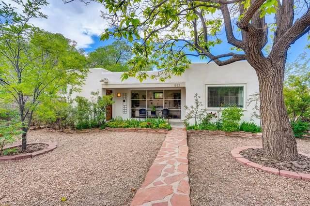 1202 Don Gaspar Avenue, Santa Fe, NM 87505 (MLS #202102357) :: Berkshire Hathaway HomeServices Santa Fe Real Estate