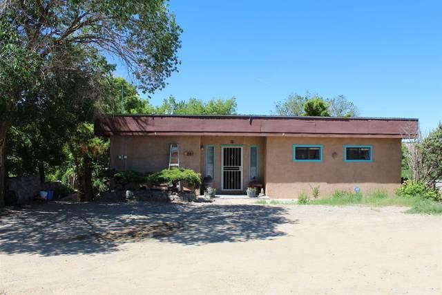6 Gonzales Lane, Ranchos De Taos, NM 87557 (MLS #202102359) :: Berkshire Hathaway HomeServices Santa Fe Real Estate