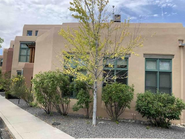 1012 Marquez 109A, Santa Fe, NM 87505 (MLS #202102360) :: Berkshire Hathaway HomeServices Santa Fe Real Estate
