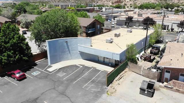 63 Rover Blvd, Los Alamos, NM 87544 (MLS #202102361) :: Summit Group Real Estate Professionals