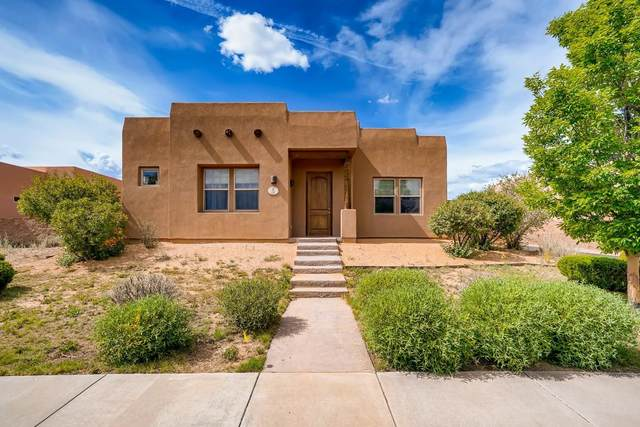 56 Johnson Mesa, Santa Fe, NM 87508 (MLS #202102365) :: Berkshire Hathaway HomeServices Santa Fe Real Estate