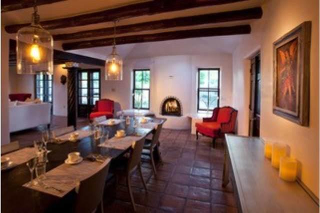 405 Cordoba (Palacio De Marquesa), Taos, NM 87571 (MLS #202102373) :: Berkshire Hathaway HomeServices Santa Fe Real Estate