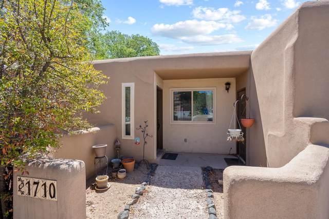 1710 Medio, Santa Fe, NM 87501 (MLS #202102375) :: Neil Lyon Group | Sotheby's International Realty