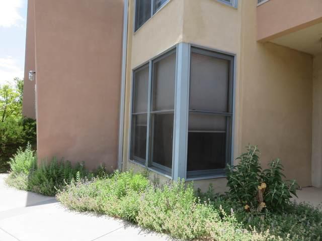 3600 Cerrillos Rd. #403A, Santa Fe, NM 87507 (MLS #202102376) :: Berkshire Hathaway HomeServices Santa Fe Real Estate