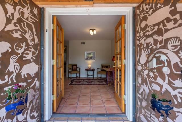 723 Agua Fria Unit A, Santa Fe, NM 87501 (MLS #202102378) :: Berkshire Hathaway HomeServices Santa Fe Real Estate