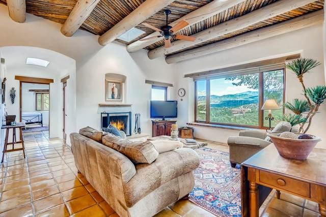 4 N Camino Don Carlos, Santa Fe, NM 87506 (MLS #202102386) :: Neil Lyon Group | Sotheby's International Realty
