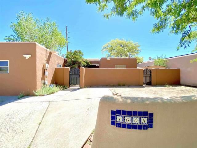 1005 Camino Anasazi, Santa Fe, NM 87505 (MLS #202102387) :: The Very Best of Santa Fe